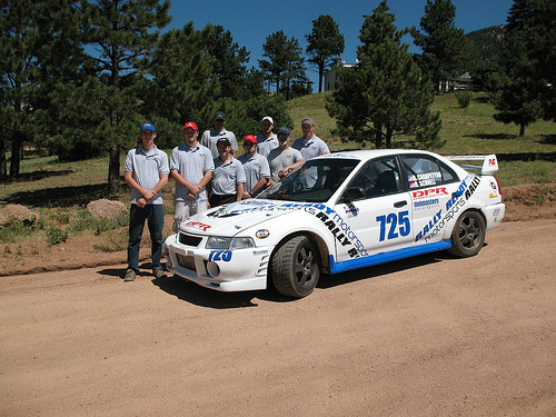 dave carapetyan car and team 2007