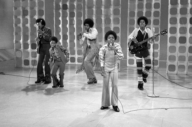 Jackson 5 performing trumbull island