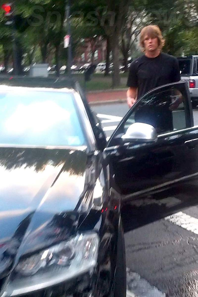 tom brady car accident boston trumbull island Ludgero Rodrigues